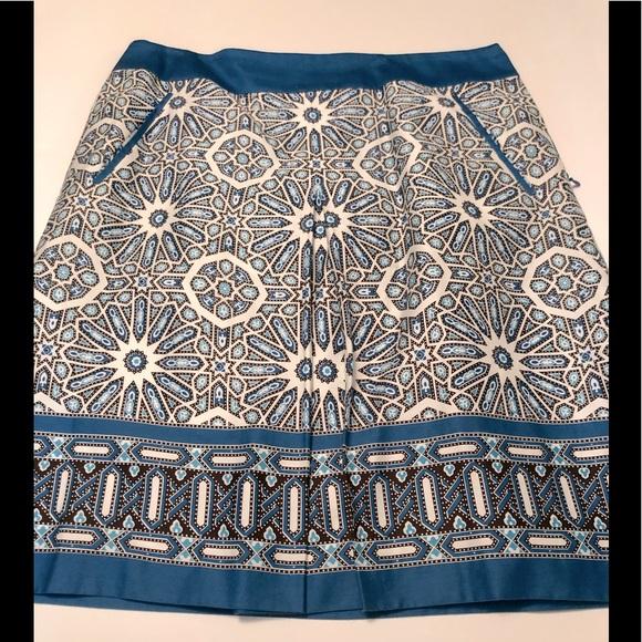 Ann Taylor A-line skirt.